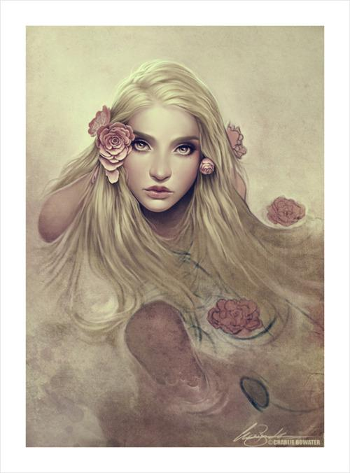 King of Day Dreamers. - universejuice: More Charlie Bowater!