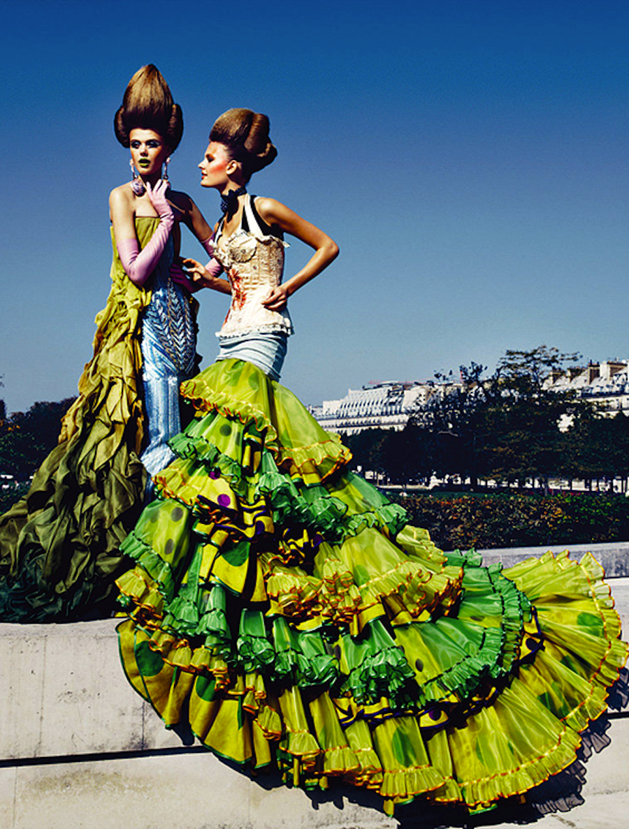 'Dior Couture' Patrick Demarchelier's Latest Book | Les blogs
