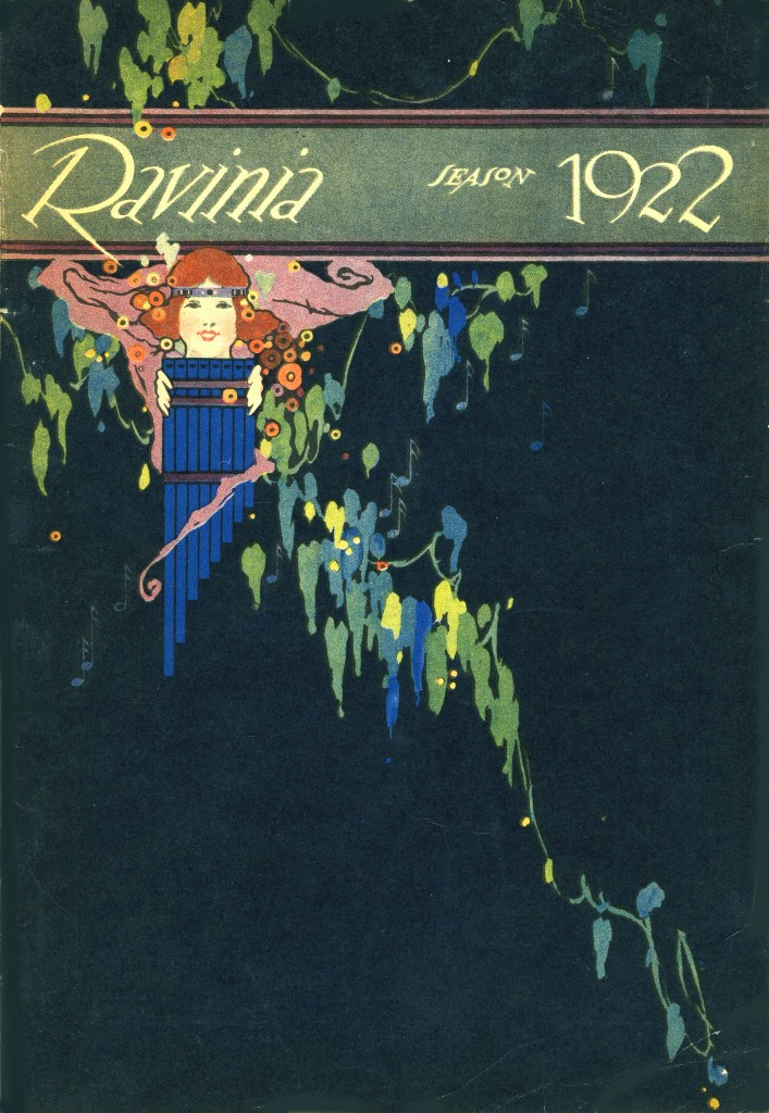 The Ravinia Festival – 3 Decades of Program Covers — Imprint-The Online Community for Graphic Designers