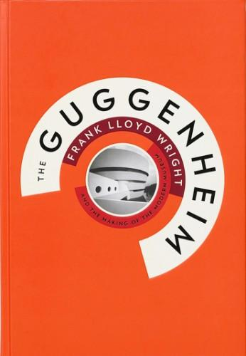 The Book Cover Archive: The Guggenheim, design by Pentagram