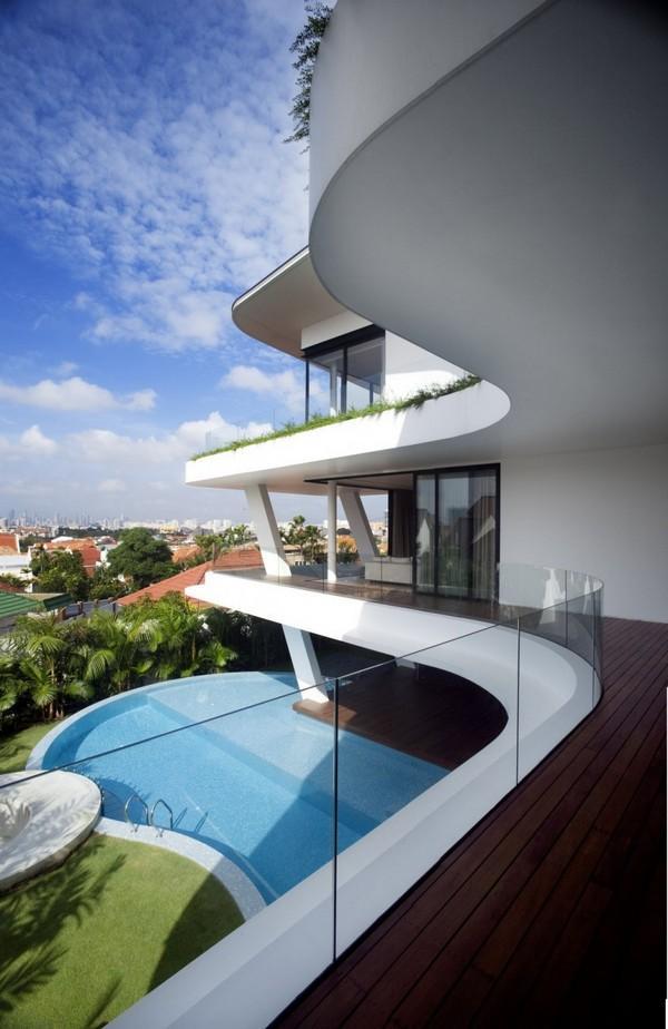 "Creative Modern ""Ninety7 @ Siglap"" House"