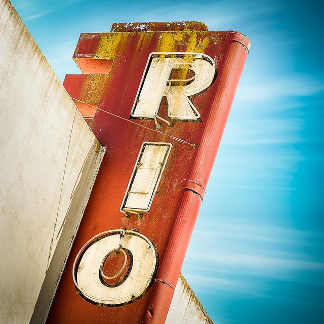 The Rio Theater | Flickr - Photo Sharing!
