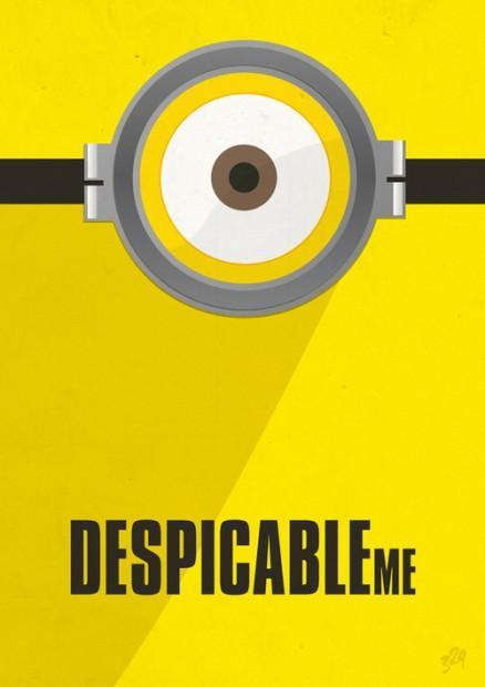 15 Minimalist Movie Posters » Design You Trust