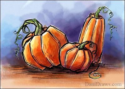 watercolor_pumpkins.jpg (400×285)