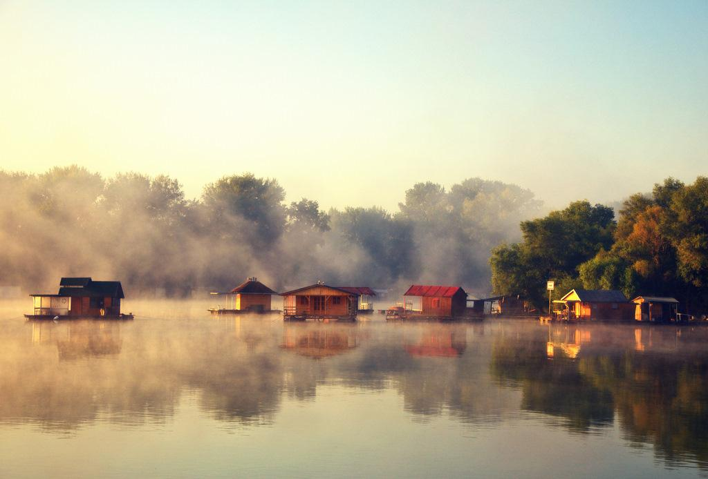 Todos os tamanhos | Morning on river Sava, Belgrade, Serbia | Flickr – Compartilhamento de fotos!