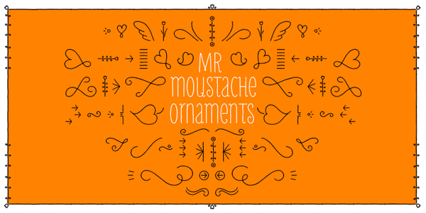 "Mr Moustacheâ""¢ on Typography Served"