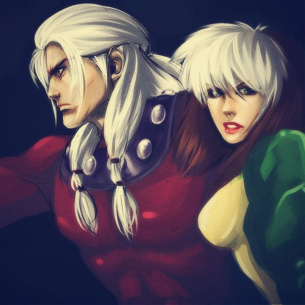 Stream - AoA Magneto and Rogue by ~RizCifra