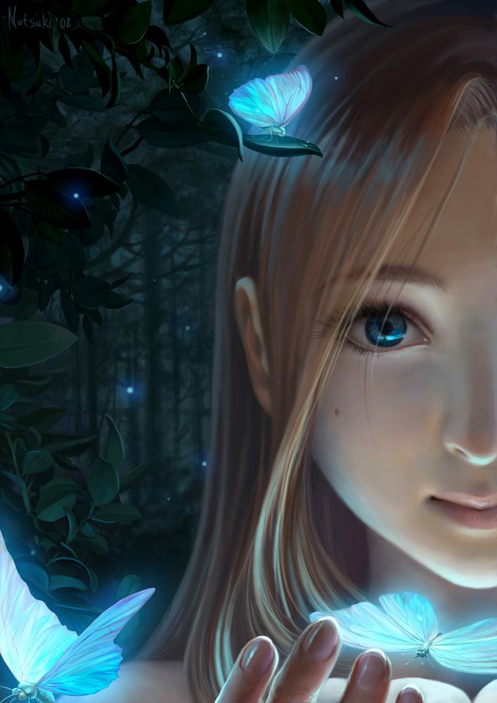 The magic light by ~Natsuki-3