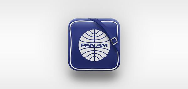 Pan Am iOs Icon on