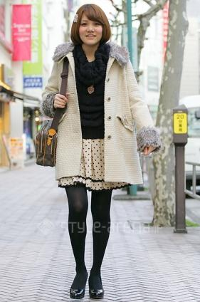 Kanchan's STYLE -TOKYO STREET STYLE?| ???????? style-arena.jp
