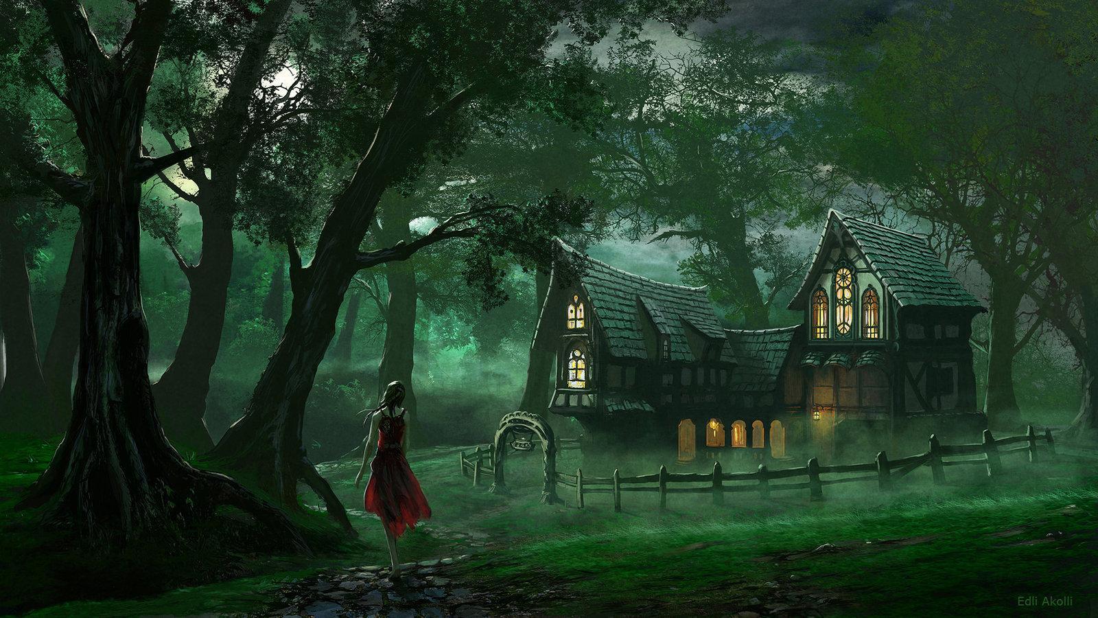The Inn by ~Edli