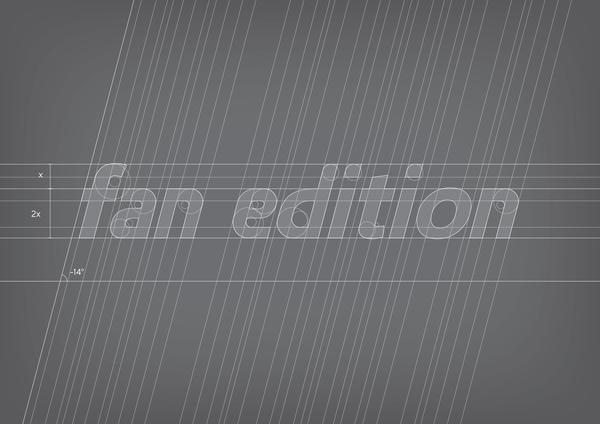 Volkswagen Fan Edition Logotype