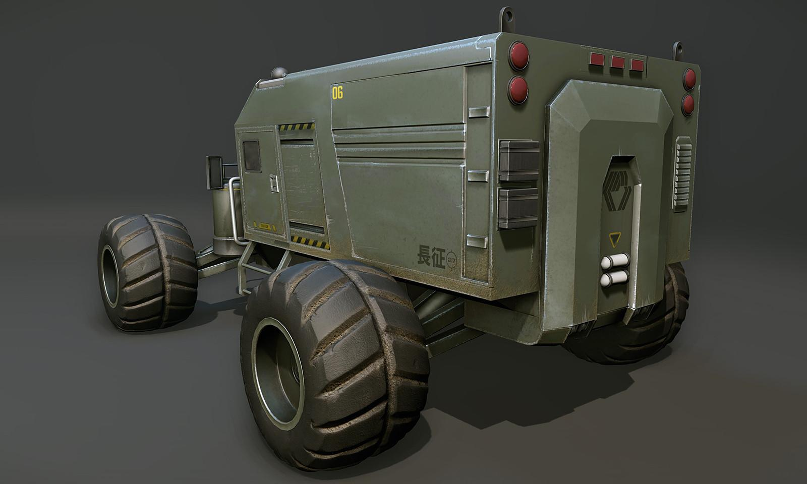 CE3 - Hardware Shipbreakers Tribute - Polycount Forum