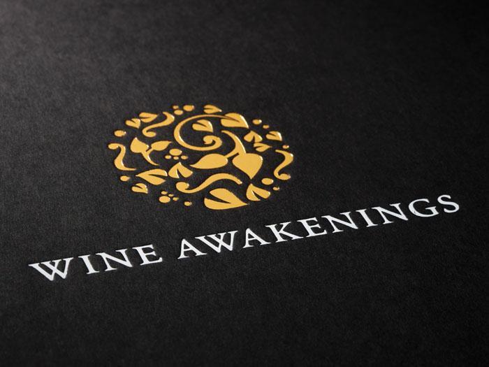 WineAwakenings - The Dieline: The World's #1 Package Design Website -