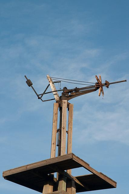 Wind Powered Water Pump | Flickr - Photo Sharing!