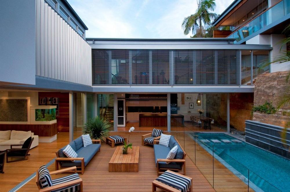 Architecture Photography: K3 House / Bruce Stafford Architects - K3 House / Bruce Stafford Architects (201683) - ArchDaily