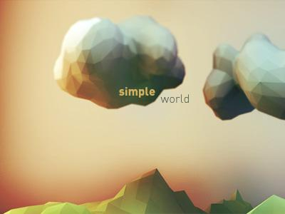 Simple World by Jeremy Brault