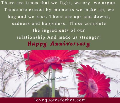Quotes About Love And Marriage Anniversary : Happy Anniversary Quotes, Wedding anniversary Sayings Love Quotes ...