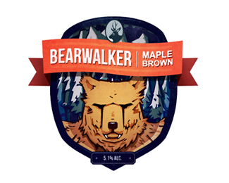 Bearwalker by andrewrose