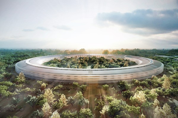 Visualized: the Apple mothership -- Engadget