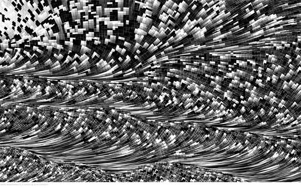 noise scape on Digital Art Served