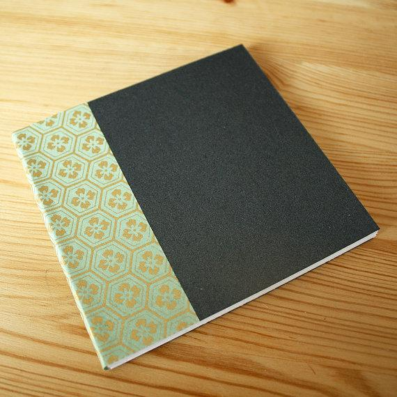 50 OFF Handmade Notebook made of recycled paper by cheekfille
