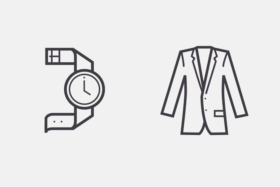 Nordstrom Rack Iconography, by Zeus Jones - Aälejandro Díazs Blog