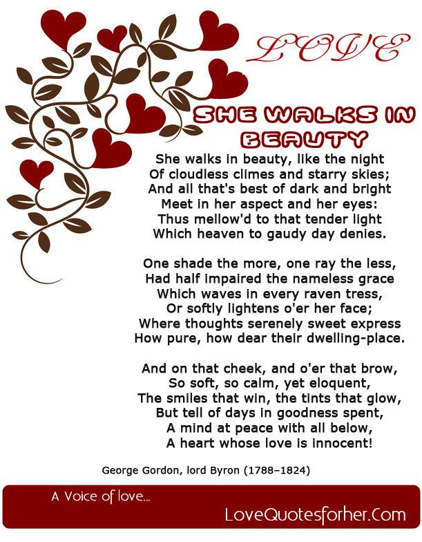 true love poems for her Quotes - 100.5KB