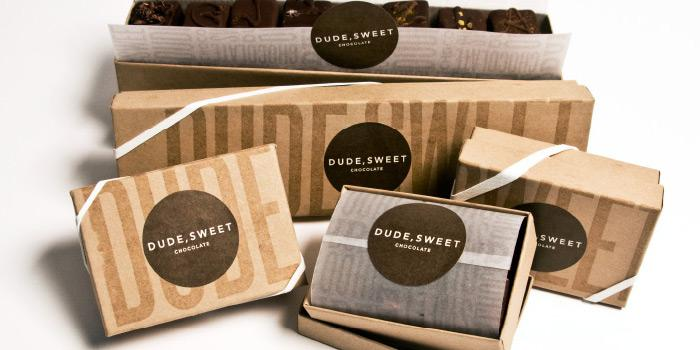Dude, Sweet Chocolate - The Dieline: The World's #1 Package Design Website -