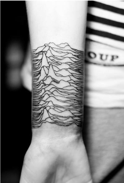 Innovative Geometric Tattoo Inspiration - Image 24