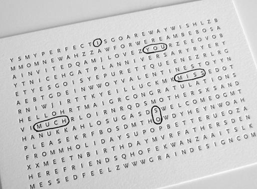 Utility Card — ACCESSORIES -- Better Living Through Design