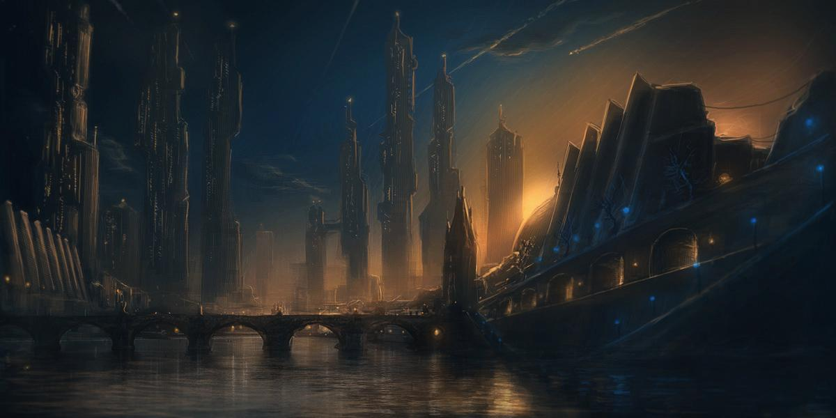 Egypt - 2070 by *merl1ncz
