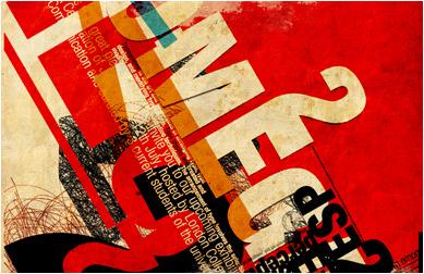 50 Brilliant Typography Designs to Inspire You | Photoshop Tutorials