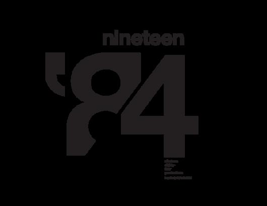 Designspiration — 1984 Studios. Logo Design on Branding Served