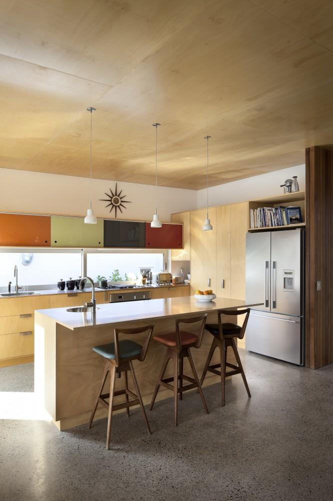 Brown Vujcich House / Bossley Architect's Brown Vujcich House / Bossley Architect's – ArchDaily