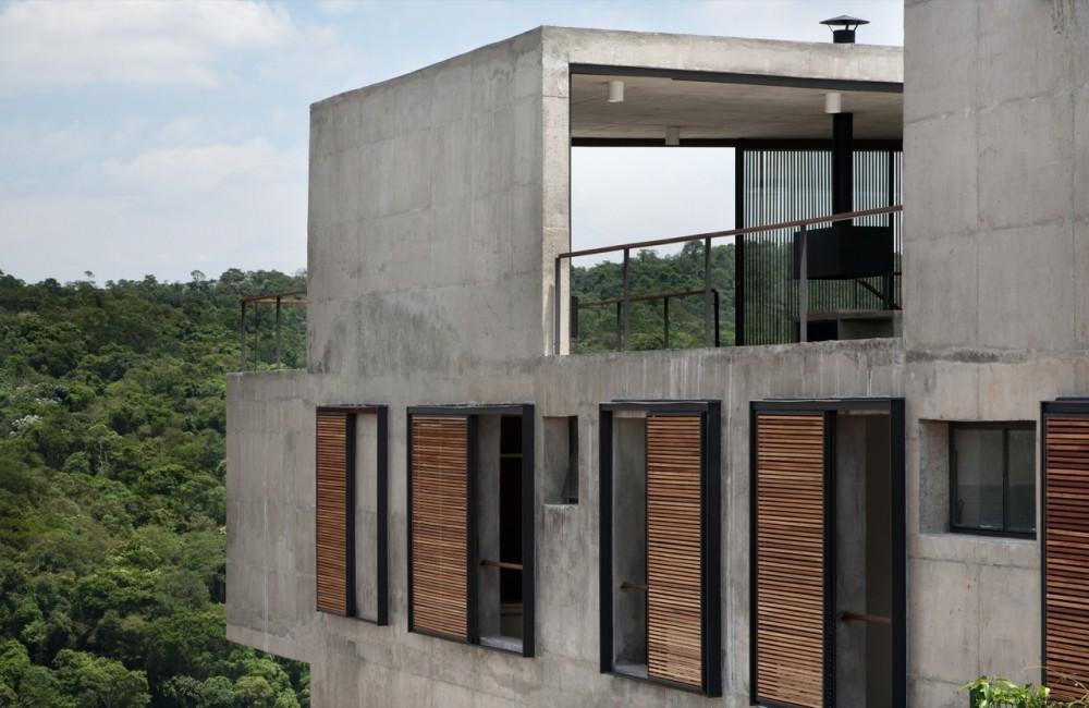 Itahye Residence / Apiacás Arquitetos + Brito Antunes Arquitetura Residência Itahye / Apiacás Arquitetos + Brito Antunes Arquitetura – ArchDaily