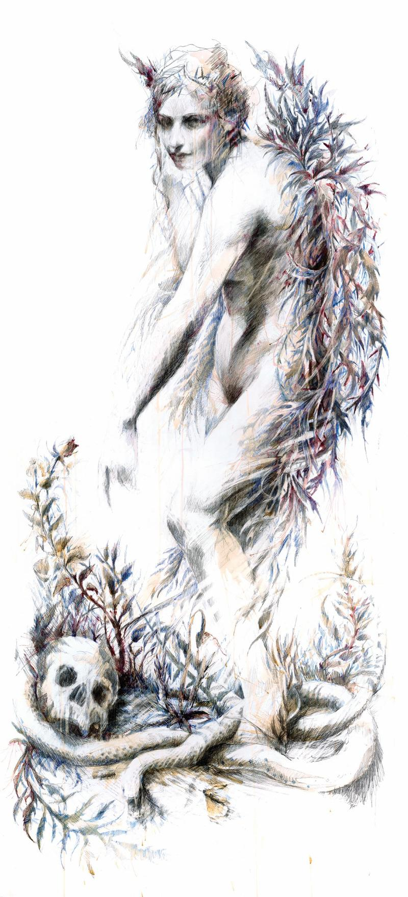 LooksLikeGoodDesignLooks like good Illustrations by Carne Griffiths