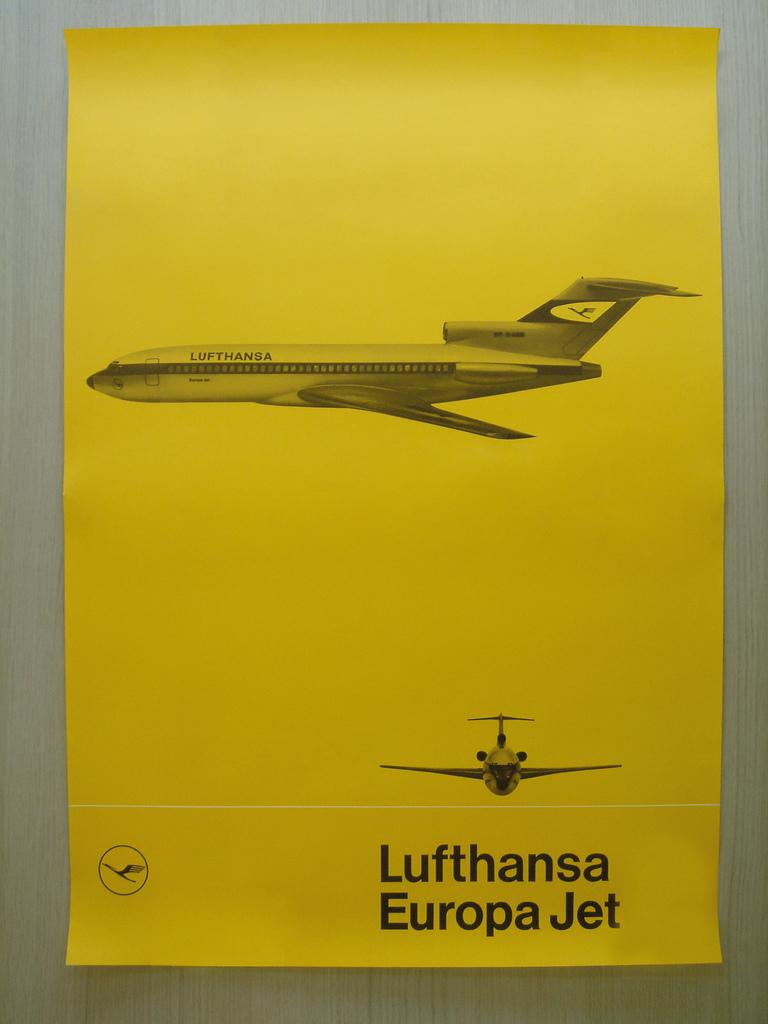 All sizes | Lufthansa Europa Jet | Flickr - Photo Sharing!