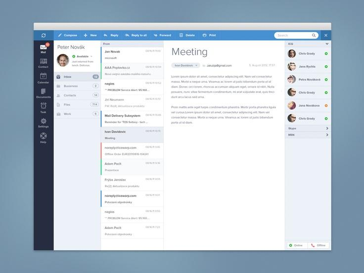 Beautiful and modern UI/UX designs