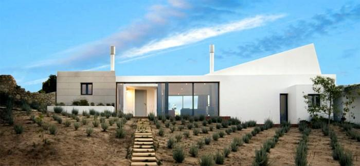 Silva Ferreira House « Below The Clouds