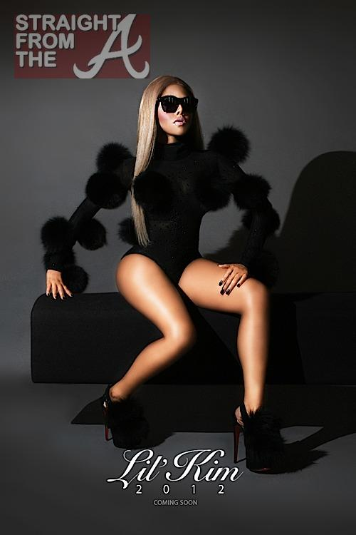 Lil Kim Releases 2012 Promo Shot + Reunites with 50 Cent in the Studio [PHOTOS + VIDEO] | ATLANTAboy.com | Gay Atlanta Celebrity, Film, Movie & TV News