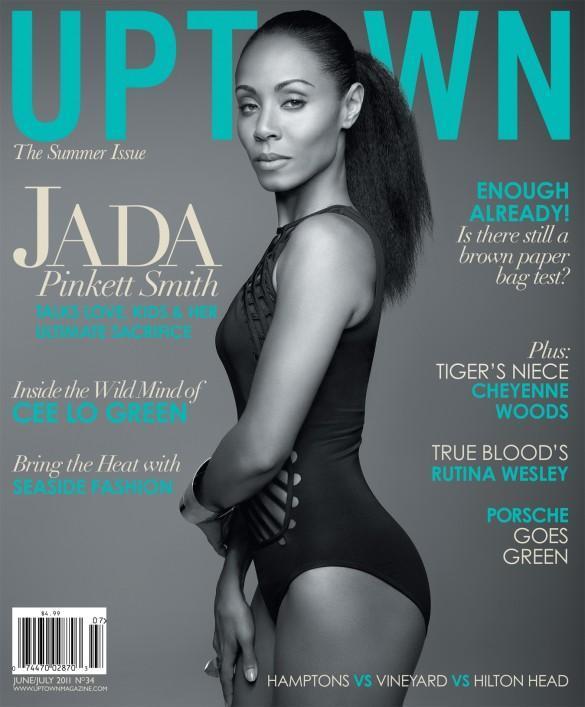 UPTOWN Magazine » Behind The Scenes: Jada Pinkett-Smith » UPTOWN Magazine