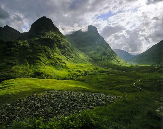 Hi-Def Pics - Gorgeous Landscapes of Scotland (10 photos) - My Modern Metropolis