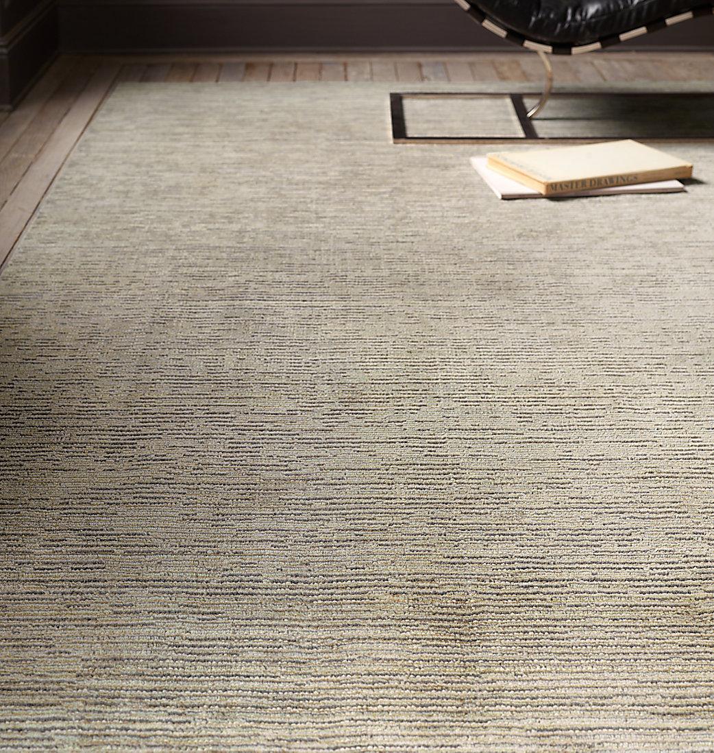 distressed wool rug - grey #305295 on wookmark