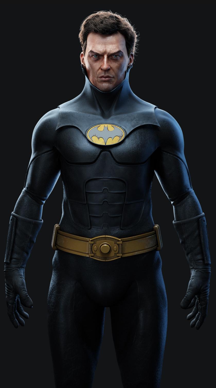 Batman_Burton's - CGFeedback