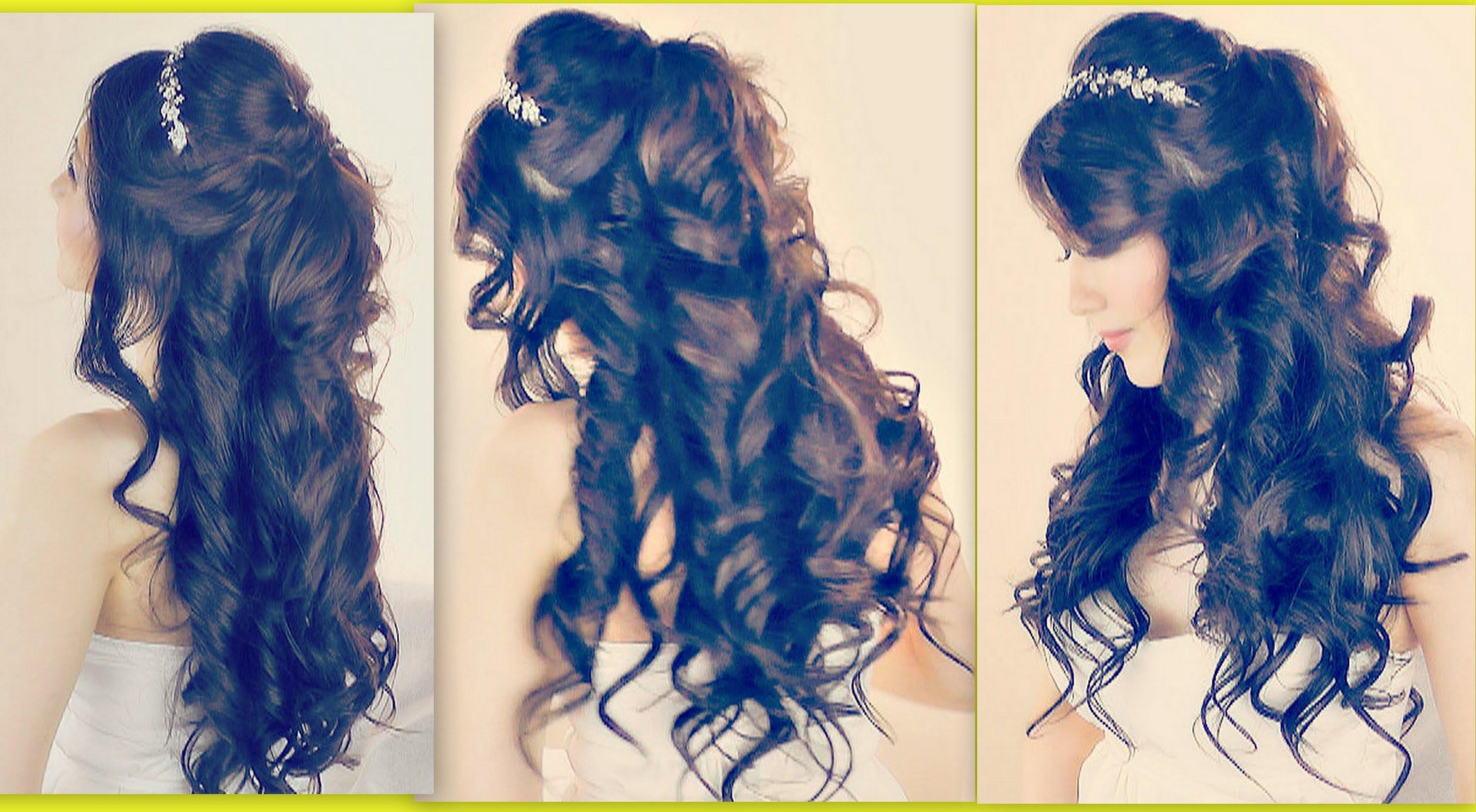 Lush Curly Hairstyle Diy Fashion Tips Diy Fashion Projects 306634 On Wookmark