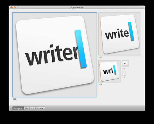 Oliver Reichenstein - Google+ - As for the iA Writer icon... We finally found a solution…