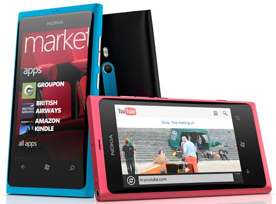 Fancy - Nokia Lumia 800 Windows Smartphone | Highsnobiety.com