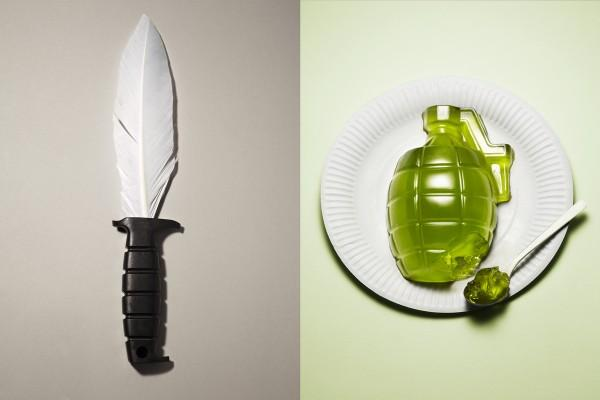 Harmless Weapons by Kyle Bean | Colossal