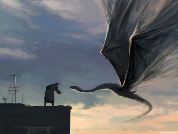 Digital Paintings by Alex Andreyev | Colossal